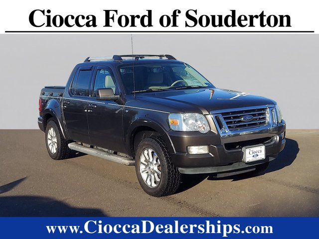 2007 Ford Explorer Sport Trac 4WD 4dr V8 Limited GRAY