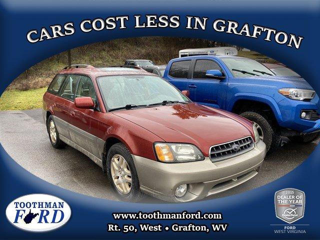 2003 Subaru Legacy Wagon RED CD Player CD Changer Cargo Shade