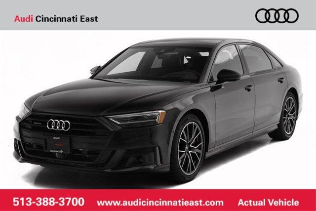 2020 Audi A8 L 60 TFSI quattro Mythos black metallic