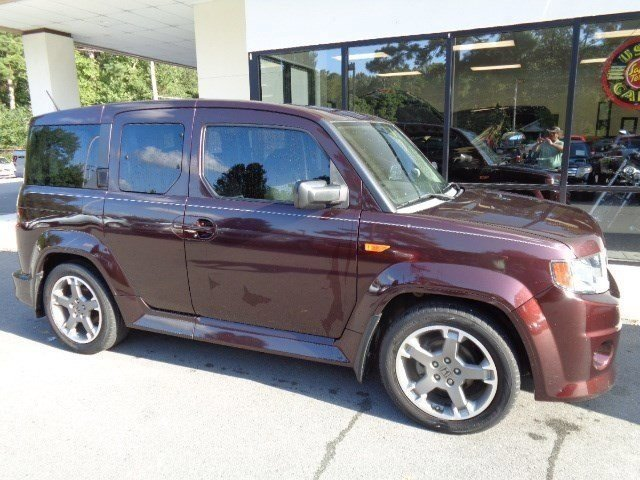 2010 Honda Element 2WD 5dr Auto SC PURPLE Cloth Seats CD Player
