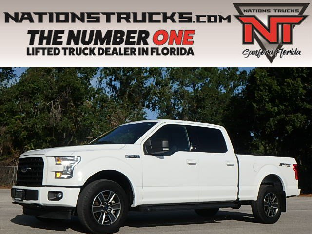 Certified 2017 Ford F-150 XLT 4WD SuperCrew 6.5