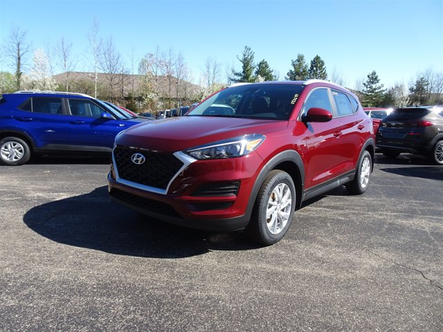 2020 Hyundai Tucson Value FWD ABS And Driveline Traction Contro