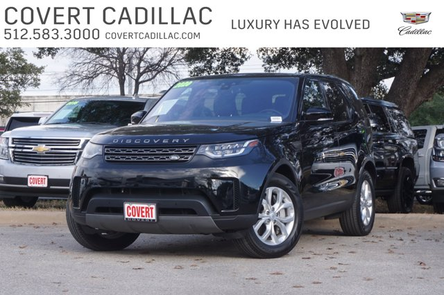 2020 Land Rover Discovery SE V6 Supercharged BLACK