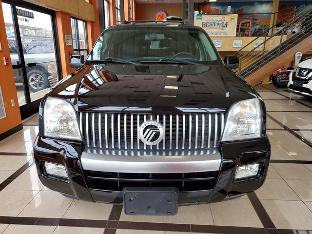 Certified 2007 Mercury Mountaineer AWD 4dr V6 BLACK