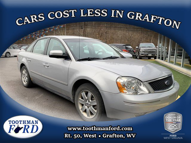 2005 Ford Five Hundred 4dr Sdn SEL AWD CD Changer Bucket Seats