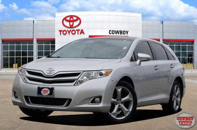 2013 Toyota Venza 4dr Wgn V6 FWD XLE SILVER Bucket Seats