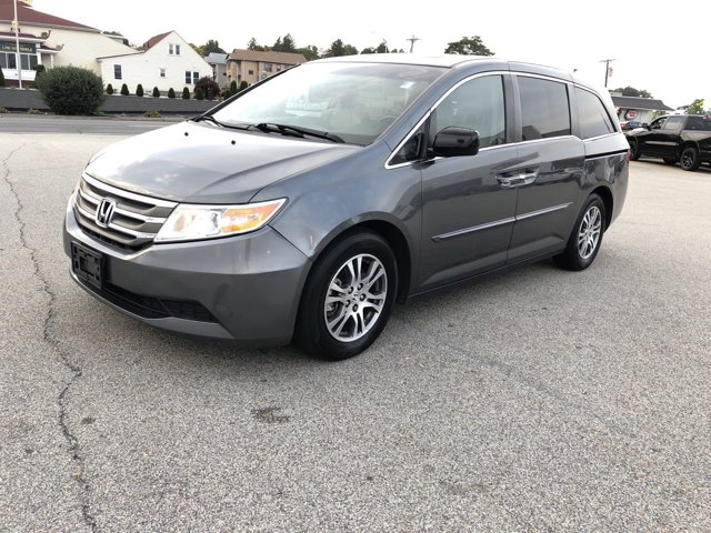2012 Honda Odyssey 5dr EX-L GRAY Bluetooth Connection