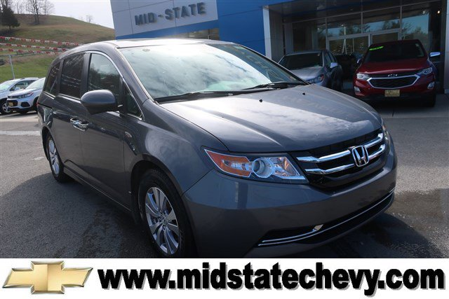 2014 Honda Odyssey 5dr EX-L GRAY Bluetooth Connection