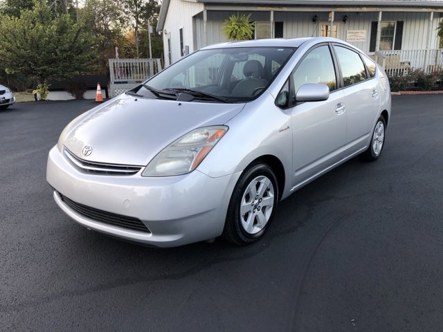 2007 Toyota Prius 5dr HB SILVER