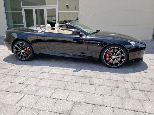 2015 Aston Martin DB9 2dr Volante Auto JET BLACK