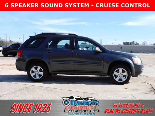 2007 Pontiac Torrent FWD 4dr GRANITE GRAY METALLIC