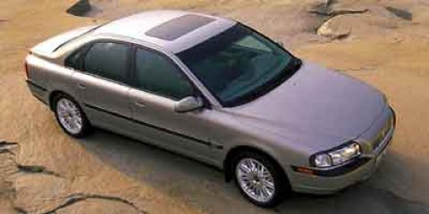2001 Volvo S80 2.9 A SR 4dr Sdn w/Sunroof WHITE