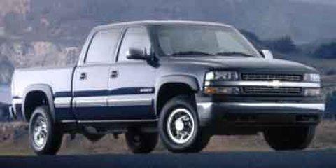 "2002 Chevrolet Silverado 1500HD Crew Cab 156.0"" WB LT GRAY"