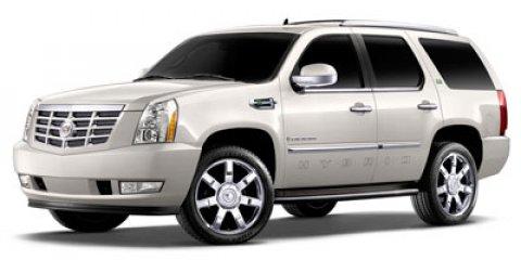 2009 Cadillac Escalade Hybrid 4WD 4dr White....Ac