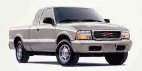 """2001 GMC Sonoma Ext Cab 123"""" WB SLS w/1SG Pkg SUMMIT WHITE"""