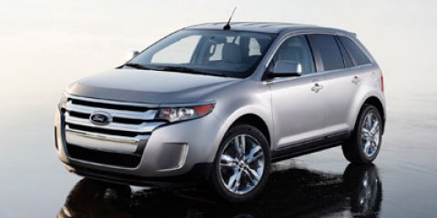 2011 Ford Edge 4dr SEL FWD SILVER CD Player Bucket Seats