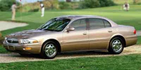 2002 Buick Lesabre 4dr Sdn Limited LIGHT BRONZEMIST METALLIC