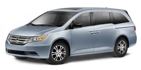 2012 Honda Odyssey 5dr EX-L GRAY Brake Assist