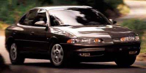 2002 Oldsmobile Intrigue 4dr Sdn GL BLACK ONYX
