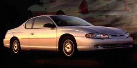 2002 Chevrolet Monte Carlo 2dr Cpe LS SANDRIFT METALLIC