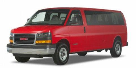 2018 GMC Savana Passenger RWD 3500 155 LT SUMMIT WHITE