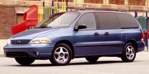 2002 Ford Windstar Wagon 4dr LTD w/500A BEIGE CD Changer