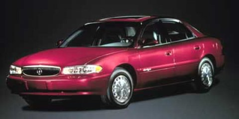2000 Buick Century 4dr Sdn Limited STERLING SILVER METALLIC