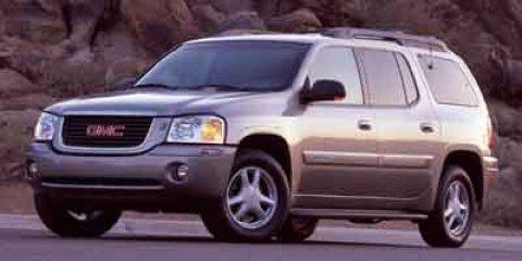 2003 GMC Envoy XL Conventional Spare Tire Climate Control