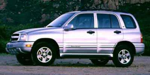 2003 Chevrolet Tracker 4dr Hardtop 2WD LT BLACK