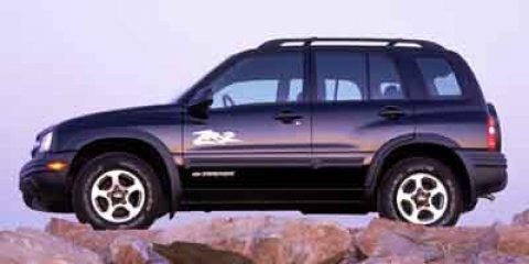2003 Chevrolet Tracker 4dr Hardtop 4WD ZR2 BLUE