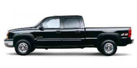 "2003 Chevrolet Silverado 1500HD Crew Cab 156.0"" WB 4WD LS RED"
