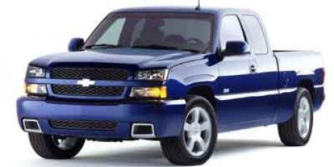2003 Chevrolet Silverado SS EXT CAB 143.5 WB VICTORY RED