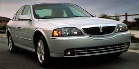 2003 Lincoln LS CD Player CD Changer Bucket Seats Brake Assist