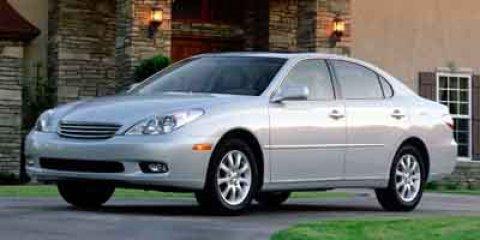 2003 Lexus ES 300 4dr Sdn SILVER Child Safety Locks Cassette
