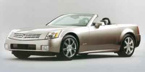 2004 Cadillac XLR 2dr Convertible LIGHT PLATINUM