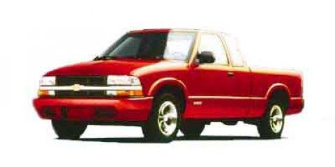 "2000 Chevrolet S-10 Ext Cab 123"" WB INDIGO BLUE METALLIC"