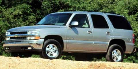 2000 Chevrolet New Tahoe BLACK Child Safety Locks CD Player
