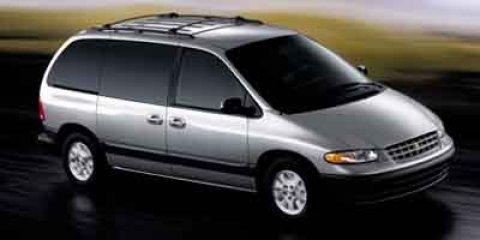 "2000 Chrysler Voyager 3dr Base 113"" WB BRIGHT SILVER METALLIC"