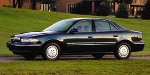 2003 Buick Century 4dr Sdn Custom STERLING SILVER METALLIC