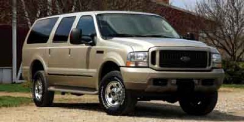 "2004 Ford Excursion 137"" WB 6.0L Limited 4WD GRAY"