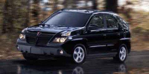 2004 Pontiac Aztek 4dr All Purpose FWD LIQUID GRAY METALLIC