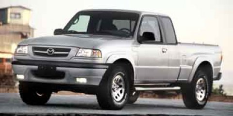 """2003 Mazda B-Series 2WD Truck Reg Cab 112"""" WB 3.0L Man DS SILVE"""