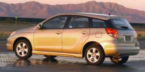 2004 Toyota Matrix 5dr Wgn XR Auto BLUE Front Reading Lamps
