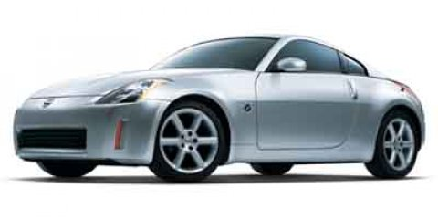 2004 Nissan 350Z 2dr Cpe Touring Auto BLACK CD Player CD Change