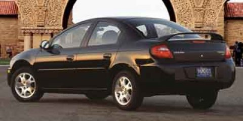 2004 Dodge Neon 4dr Sdn SXT WHITE Emergency Trunk Release