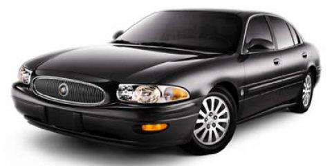 2005 Buick Lesabre 4dr Sdn Limited CRIMSON PEARL