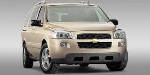 2005 Chevrolet Uplander 4dr Ext WB FWD Base RED