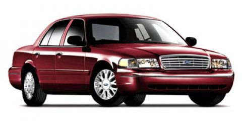 2005 Ford Crown Victoria 4dr Sdn LX GREEN Cruise Control