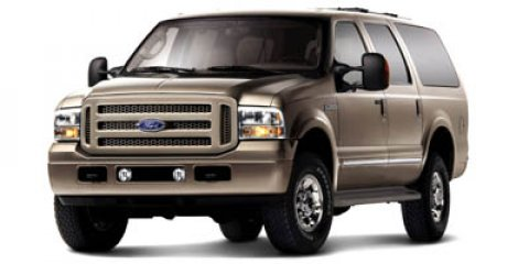 """2005 Ford Excursion 137"""" WB 6.0L Limited 4WD BLACK"""