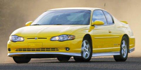 2005 Chevrolet Monte Carlo 2dr Cpe LS MEDIUM GRAY METALLIC